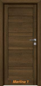 Invado dvere Martina 1
