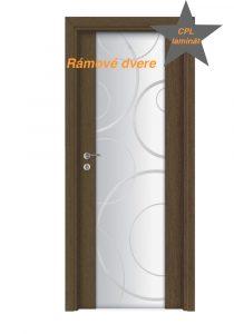 Invdo dvere Dartagnan Tondo akcia laminat