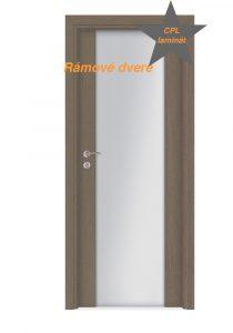 Invdo dvere Dartagnan 1 akcia laminat