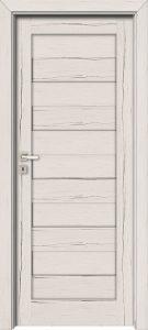 Invado dvere Livata 1 dub snežný