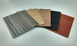 Invado vzorka 5 farieb povrchu
