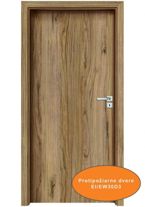 Protipožiarne dvere Ignis Enduro povrch